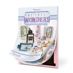 Hunkydory One Sheet Wonders - Reveal Cards