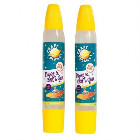 Docrafts Paper & Craft Glue - Value Duo