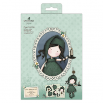 Papermania PAPER DOLL KIT - SANTORO - NIGHTLIGHT
