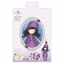 Papermania PAPER DOLL KIT - SANTORO - RAINY DAZE