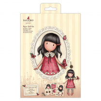 Papermania PAPER DOLL KIT - SANTORO - TIME TO FLY