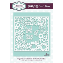 Creative Expressions Papercuts Craft Die - Butterfly Garden
