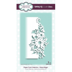 Creative Expressions Papercuts Craft Die-Daisy Edger