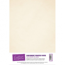 Crafters Companion Parchment Printer Paper