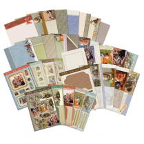 Hunkydory Paws For Thought - Luxury Card Collection