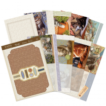 Hunkydory Paws For Thought - Notelet Set