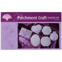 Pergamano Starter Kit Parchment Craft