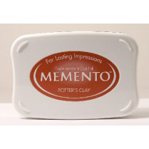 Tsukineko Potters Clay Memento Ink Pad