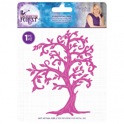 Crafters Companion Sara Signature Collection Enchanted Forest - Metal Die - Everlasting Tree