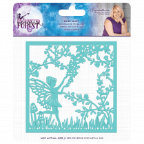 Crafters Companion Sara Signature Collection Enchanted Forest - Metal Die - Fairy Dust