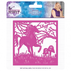 Crafters Companion Sara Signature Collection Enchanted Forest - Metal Die - Fantasia
