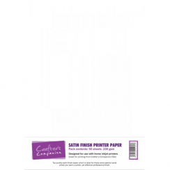 Crafters Companion Satin Finish Printer Paper