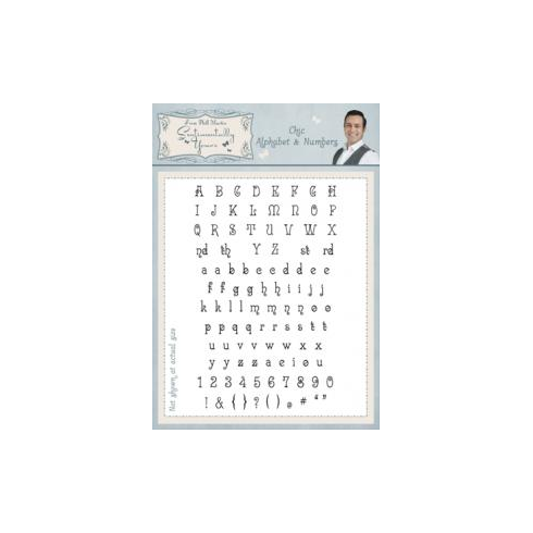 Phill Martin Sentimentally Yours A5 Stamps BA2947