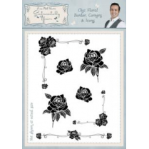 Phill Martin Sentimentally Yours A5 Stamps BA2948