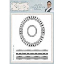 Phill Martin Sentimentally Yours A5 Stamps BA2952