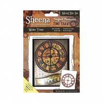 Sheena Perfect Partners Time Traveller Metal Die - Make Time