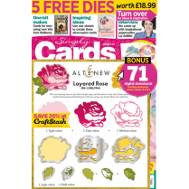 Simply Cards & Papercraft Issue 174
