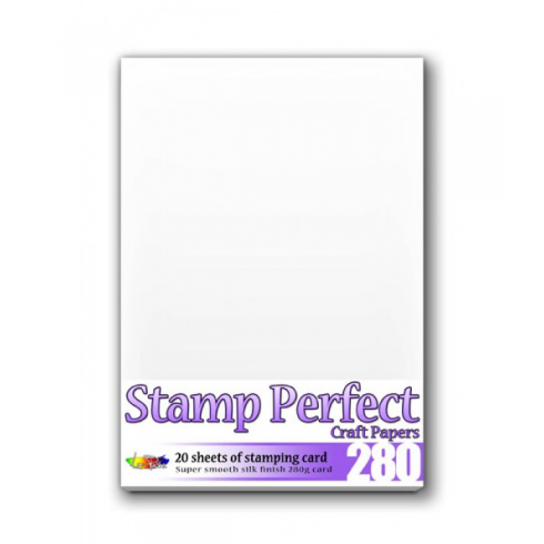 La Pashe Stamp Perfect 280g Card