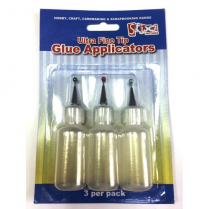 Stix 2 - Ultra Fine Tip Glue Applicators (3pcs)