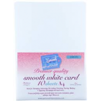 Sweet Dixie - A4 Premier Quality Smooth White Card (10 sheets)