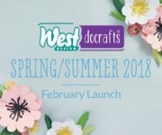 Docrafts Spring/Summer Promotion - February Launch