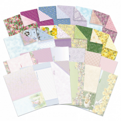 Hunkydory The First Signs of Spring Inserts & Paper Pack