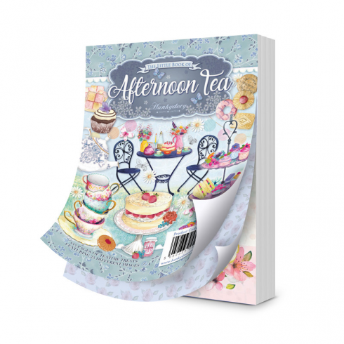 Hunkydory The Little Book of Afternoon Tea
