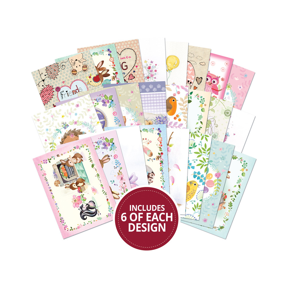 Little Book of Cute /& Cuddly LBK166 Hunkydory