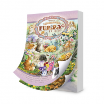 Hunkydory The Little Book of Furry Friends