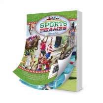 Hunkydory The Little Book of Sports & Games