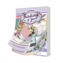 Hunkydory The Little Book of Thinking of You