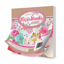 Hunkydory The Square Little Book of Florabunda