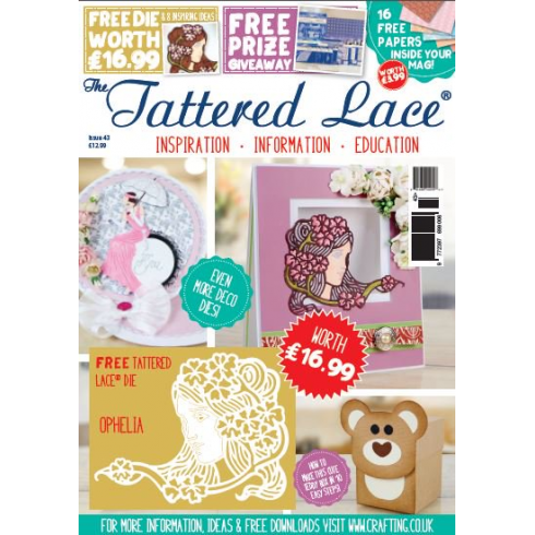 Tattered Lace The Tattered Lace Magazine - Issue 43