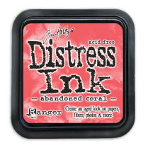 Ranger Tim Holtz Distress Ink Pads - Abandoned Coral BA1641
