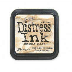 Ranger Tim Holtz Distress Ink Pads - Antique Linen BA4916