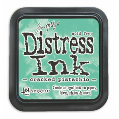 Ranger Tim Holtz Distress Ink Pads - Cracked Pistachio BA4937