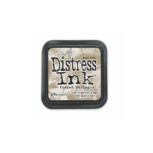 Ranger Tim Holtz Distress Ink Pads - Frayed Burlap
