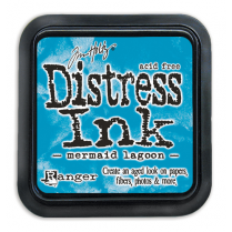 Ranger Tim Holtz Distress Ink Pads - Mermaid Lagoon BA3007