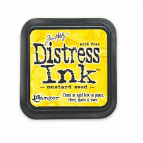 Ranger Tim Holtz Distress Ink Pads - Mustard SeedBA3922