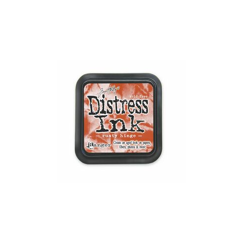 Ranger Tim Holtz Distress Ink Pads - Rusty Hinge BA3000