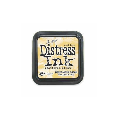 Ranger Tim Holtz Distress Ink Pads - Scattered Straw BA3924