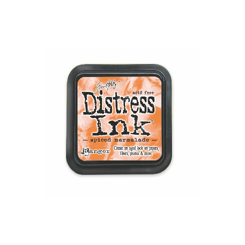 Ranger Tim Holtz Distress Ink Pads - Spiced Marmalade BA4924