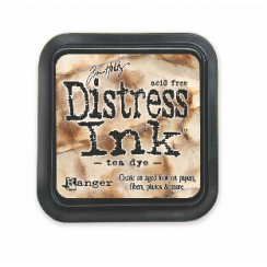 Ranger Tim Holtz Distress Ink Pads - Tea Dye BA4917
