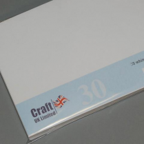 Craft UK UK Envelopes White 8x8