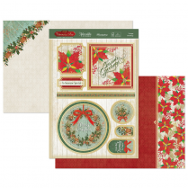 Hunkydory Vintage Greetings Luxury Topper Set