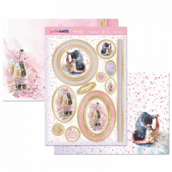 Hunkydory Wedding Wishes Topper Set