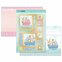 Hunkydory Welcome Little One Topper Set