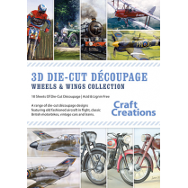 Craft Creations Wheels & Wings Collection
