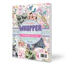 Hunkydory Whopper Topper Pad - Butterfly Beauty