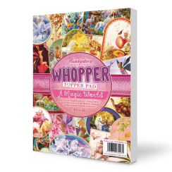 Hunkydory Whopper Toppers Pad - A Magic World